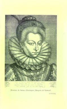 Henriette de Balzac d'Entragues, Marquise de Verneuil
