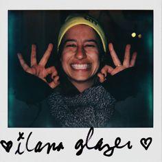 "Ilana Glazer - Because she is killing it on ""Broad City"""