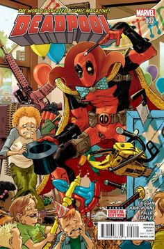 Deadpool (2015) Issue #2