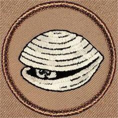 Clam Patrol Patch (#290)