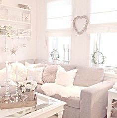 Incredible... Shabby Chic Decorating Ideas For Living Rooms #get