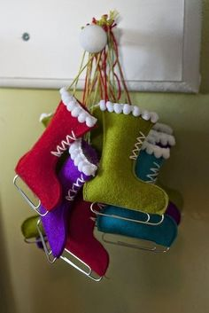 Cute Christmas ornament craft