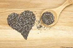 12 abgefahrene Dinge, wenn du täglich Chia Samen zu dir nimmst ✾ ❃ Chiasamen gegen Herzkrankheiten, Depressionen und beim Abnehmen unterstützen. ▶ ▷▶ ▷