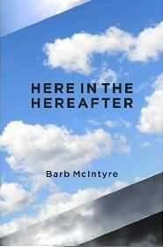 A 'thinking' shows a visitor what life in the hereafter is like. For a review of this book go to http://forums.onlinebookclub.org/viewtopic.php?f=2&t=14257&p=201453&hilit=here+in+the+hereafter#p201453 OR http://readersfavorite.com/book-review/27436