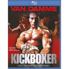 Kickboxer [Blu-ray], Movies