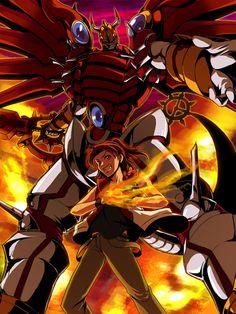 #DigimonSavers #Masaru #ShineGreymon