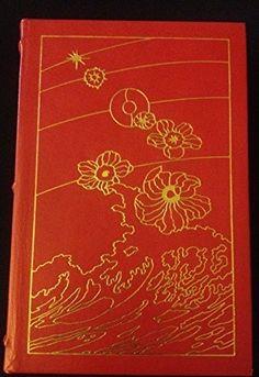 Helliconia Spring [Easton Press Leather Bound] – Deluxe Edition, January 1, 1993 by Brian W. Aldiss (Author), David Deitrick (Illustrator)   http://www.amazon.com/Helliconia-Spring-Brian-W-Aldiss/dp/B001F0V0CQ/ref=aag_m_pw_dp?ie=UTF8&m=A1LDGCFSQX13YL