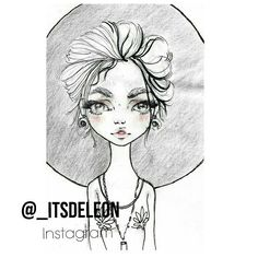 Big eyes fashion, by Amilcar De León