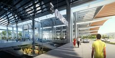 Foster + Partners win competition to design Ourense AVE Station