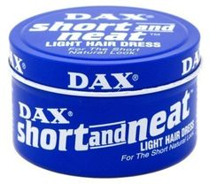 Dax Short and Neat Light Hair Dress 3.5oz (6 Pack) * Check this awesome product by going to the link at the image.