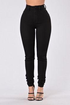 The Hudson Jeans - Black