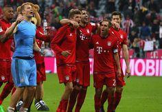 PREVIEW Bundesliga Jerman: Bayern Munich - Ingolstadt