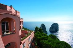 Punta Tragara in beautiful Capri was recently recognised as the World's Best Honeymoon Hideaway at the 2016 World Boutique Hotel Awards.  In honour of this award, the hotel is offering a 4 night honeymoon package with prices for stays in April, May, and October starting at just €680/night for a deluxe double room. In addition, the hotel is also introducing a beautiful new wine cave, where guests can indulge in romantic cheese and wine pairing sessions…