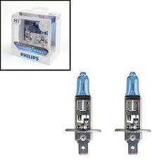 Mad Hornets - Genuine Philips Bulb 12258 Blue Vision Ultra Light H1 4000K HID…