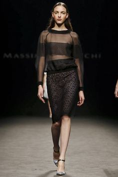 Massimo Rebecchi Ready To Wear Spring Summer 2014 Milan - NOWFASHION