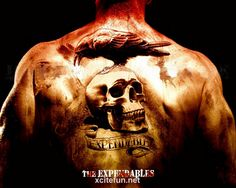 Really Real wallpaper: The Expendables 2