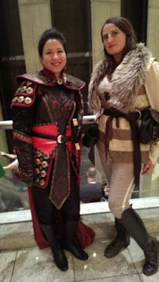 Confessions of a Seamstress: Snow White Bandit Costume - Part 2