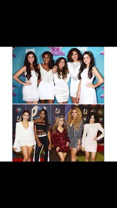 Fifth harmony fetus and now. I mean the transformation is wow, but the only one who still smiles is ally. Fetus fifth harmony seemed happier, but this is solely off what i see here