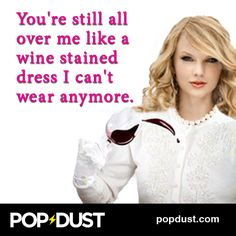 #TaylorSwift's greatest quotes EVER #142  www.popust.com