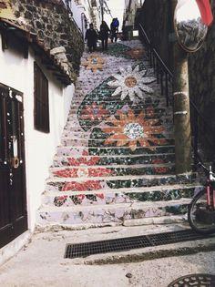 Escalier sw1