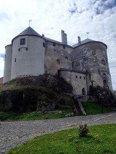 Ľupča Castle -Slovakia