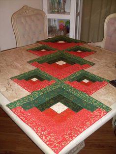 caminho de mesa em patchwork - Pesquisa Google