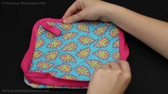 How to Make a Pot Holder - YouTube