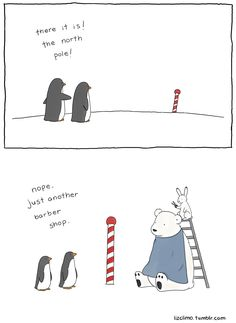 Tagged with Funny, , ; Some of my favorite Liz Climo cartoons Funny Animal Comics, Animal Jokes, Cute Funny Animals, Funny Comics, Funny Cute, Funny Cartoons, Funny Jokes, Hilarious, Liz Climo Comics