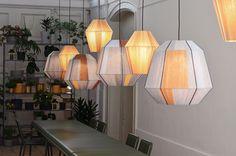 HAY'S World – a universe of creative and contemporary design Hay Design, Interior, Lamp, Pendant Lamp, Lampshade Designs, Pendant Light, Light, Furniture Design, Study Furniture Design