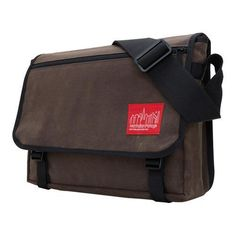 Manhattan Portage Waxed Canvas Europa Dark