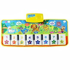 Product review for Welcomeuni New Touch Play Keyboard Musical Music Singing Gym Carpet Mat Best Kids Baby Gift -  Description: 1X Music Carpet Mat (NO Retail Box. Packed Safely in Bubble Bag)  -  http://www.bestselleroutlet.net/product-review-for-welcomeuni-new-touch-play-keyboard-musical-music-singing-gym-carpet-mat-best-kids-baby-gift/