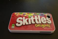 Skittles bag phone case iphone5 hard plastic funny by CaseShoppe, $15.99