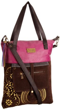 Desigual Women's Noir Everyday Bag: have this bag already.