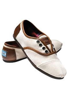 Toms Shoes Cordone Style