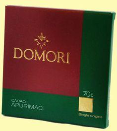 Domori Apurimac 70% Dark Chocolate Bar | The Meadow