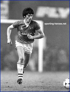 Alan Irvine - Everton