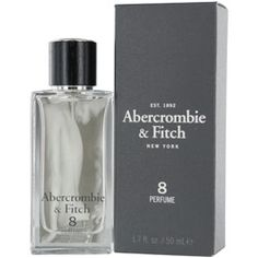 Abercrombie 8...wore this in high school...still wearing it 15 years later! I get complimented on it all the time. Some things are just timeless!