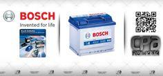 Acumulator BOSCH - 60AH Toata gama de acumulatori auto BOSCH Te  esteptam pe CPA Romania pentru mai multe datalii!
