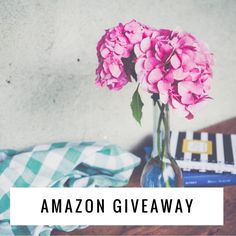 Amazon Giveaway - Enter to win $500 GC to Amazon.com!