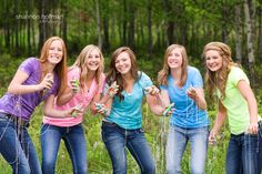 i have not laughed so much during a session ever.i was in tears...literally.christyne, patty, lindsay, samantha and rachel are 5 of the most amazing girls i have ever met.they are smart, beautiful, talented and so much fun!!these girls grew up together and will be graduating from high school…