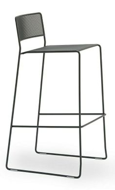 Log Mesh Stool – Area Declic