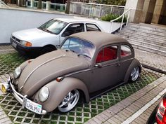 Vyntage VW Bug!