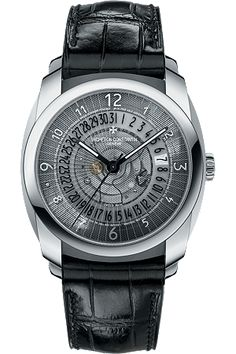 The Vacheron Constantin Quai De L'Ile Date Self Winding.