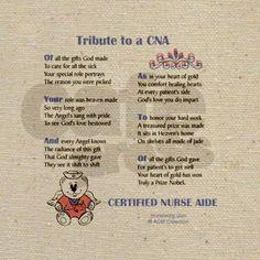 Cna Appreciation Quotes Nursing Assistant Week Greeting