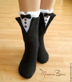 Crochet Wool, Crochet Socks, Cute Crochet, Knitting Socks, Crochet Baby, Funny Socks, Cute Socks, Diy Crafts Crochet, Spring Boots