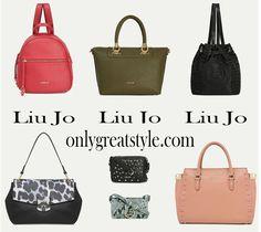 Bags Liu Jo fall winter 2017 2018 women handbags