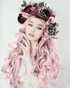 Best Beauty Tips, Beauty Advice, Beauty Hacks, Portrait Photos, Portrait Photographers, Pretty People, Beautiful People, Fantasy Photography, Photography Flowers
