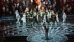 """Neil Patrick Harris hosted the Academy Awards where """"Birdman"""" won big and politics played a major role. Academy Awards, How To Memorize Things, In This Moment, Nbc News, Oscars, Film, Concert, Magic, Movie"""