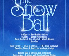 Second Annual Steps Snow Ball | TorontoDance.com