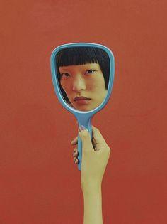 Nhu Xuan Hua Fashion Pictorial Photographs – Fubiz Media